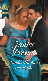 Cinderella and the Duke - UK cover