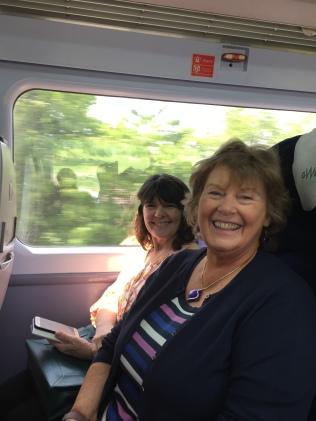 Janice Preston and Lynn Forth