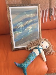 Collecting mermaids