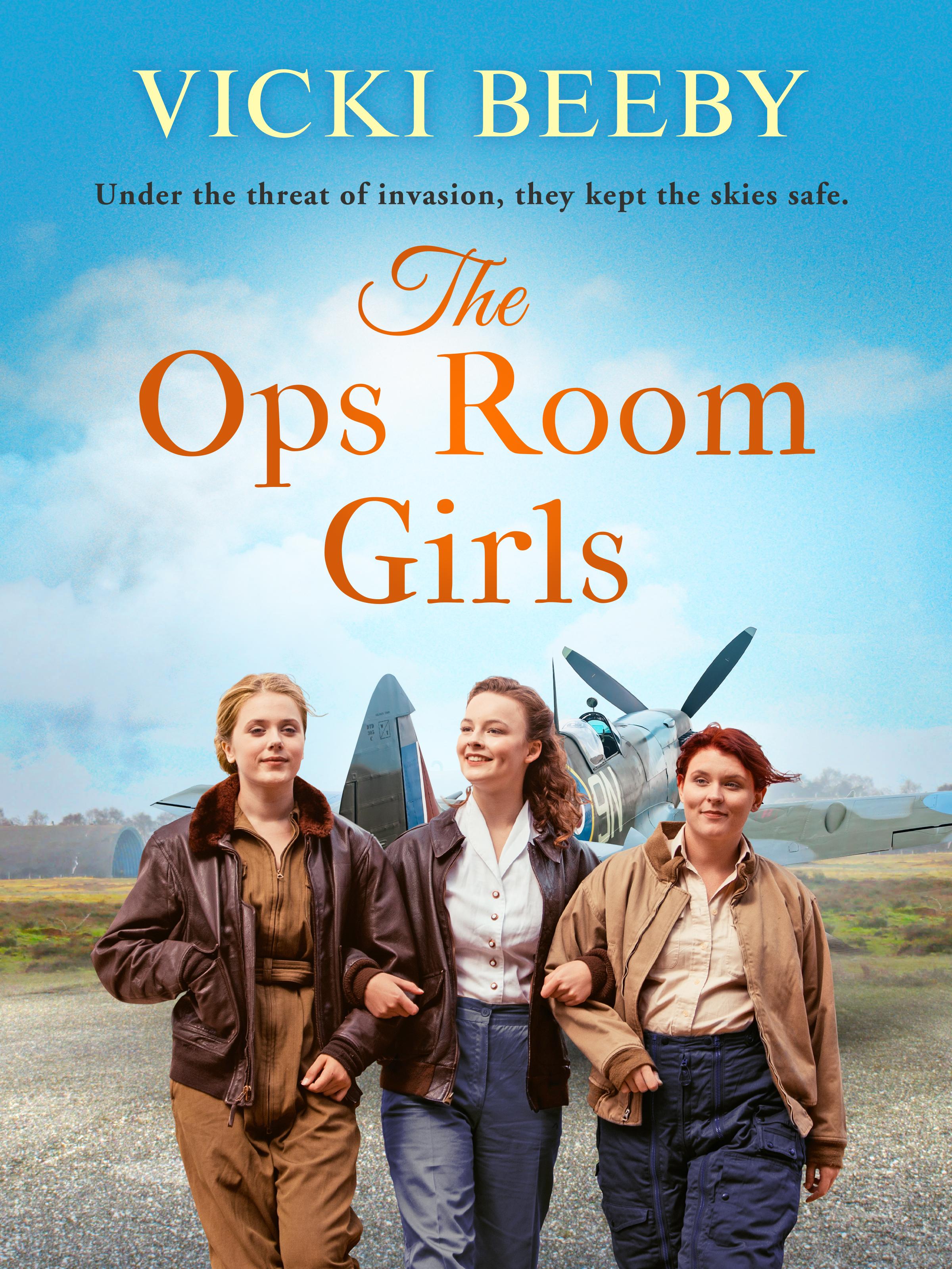 The Ops Room Girls_amazon